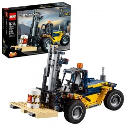 LEGO TECHNIC CARRELLO ELEVATORE HEAVY DUTY Forklift 42079