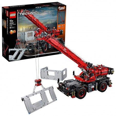 LEGO TECHNIC GRANDE GRU MOBILE Rough Terrain Crane 42082