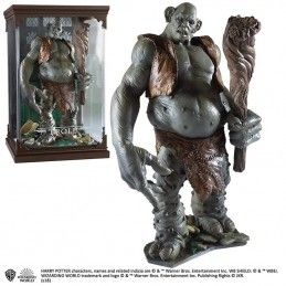 NOBLE COLLECTIONS HARRY POTTER MAGICAL CREATURES - TROLL STATUA FIGURE