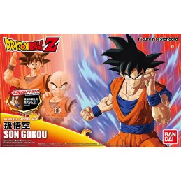 DRAGON BALL Z - RISE SON GOKOU MODEL KIT
