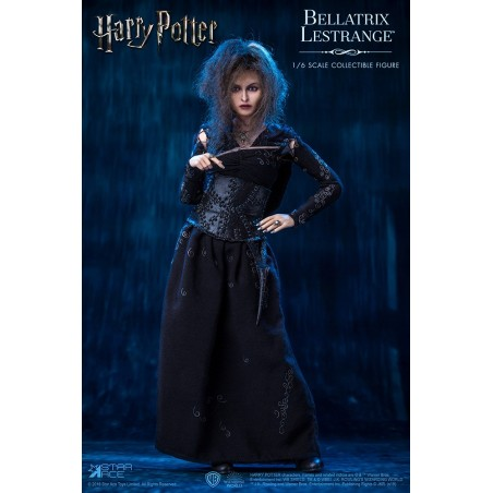 HARRY POTTER BELLATRIX LESTRANGE 1/6 SCALE COLLECTIBLE ACTION FIGURE