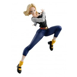 DRAGON BALL GALS ANDROID NO.18 VER.4 FIGURE STATUE 20CM