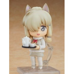 KEMONO FRIENDS NENDOROID ALPACA SURI ACTION FIGURE GOOD SMILE COMPANY