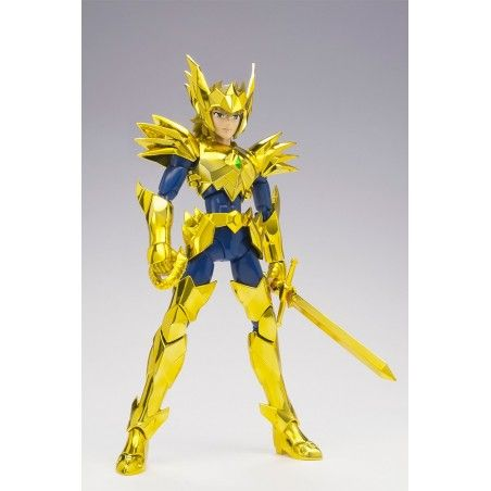 SAINT SEIYA MYTH CLOTH ODIN AIOLIA WEB EXCLUSIVE ACTION FIGURE