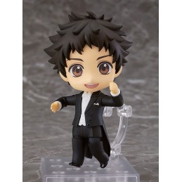 WELCOME TO THE BALLROOM NENDOROID TATARA FUJITA ACTION FIGURE ORANGE ROUGE