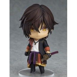 TOUKEN RANBU ONLINE NENDOROID OKURIKARA ACTION FIGURE ORANGE ROUGE