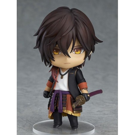 TOUKEN RANBU ONLINE NENDOROID OKURIKARA ACTION FIGURE ORANGE