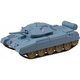 GIRL UND PANZER NENDOROID MORE VEHICLE CRUSADER MK. III ACTION FIGURE GOOD SMILE COMPANY