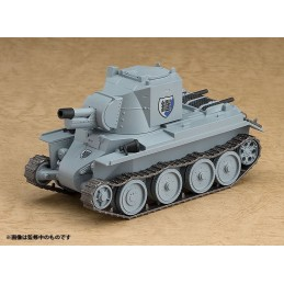 GIRL UND PANZER NENDOROID MORE VEHICLE BT-42 ACTION FIGURE GOOD SMILE COMPANY