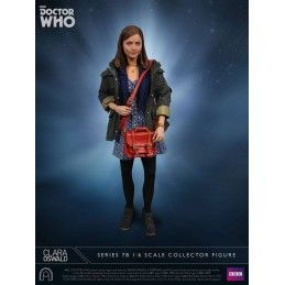 BIG CHIEF DOCTOR WHO SERIES 7 - CLARA OSWALD 1/6 SCALE 30CM ACTION FIGURE