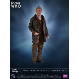 DOCTOR WHO - THE WAR DOCTOR 1/6 SCALE 30CM ACTION FIGURE