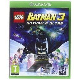 LEGO BATMAN 3 GOTHAM E OLTRE XBOXONE NUOVO ITALIANO