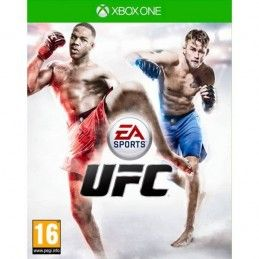 UFC SPORTS XBOXONE NUOVO ITALIANO