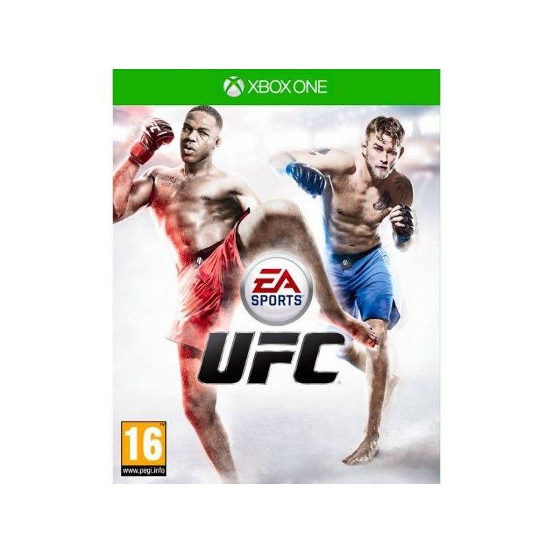 UFC SPORTS XBOXONE NUOVO ITALIANO