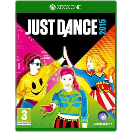 JUST DANCE 2015 XBOXONE NUOVO ITALIANO