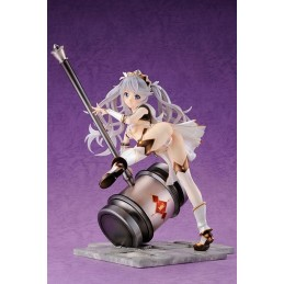BIKINI WARRIORS CLERIC 1/7 23CM PVC STATUE FIGURE AMAKUNI