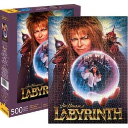 LABYRINTH ONE SHEET PUZZLE 500 PEZZI PIECES 48X35CM