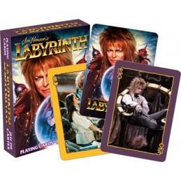 LABYRINTH POKER PLAYING CARDS MAZZO CARTE DA GIOCO