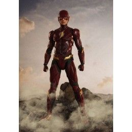 JUSTICE LEAGUE FLASH S.H. FIGUARTS WEB EXCLUSIVE ACTION FIGURE BANDAI