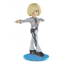 YURI!!! ON ICE ROCK CANDY VINYL FIGURE YURIO 13 CM ACTION FIGURE FUNKO