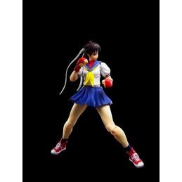STREET FIGHTER SAKURA KASUGANO S.H. FIGUARTS ACTION FIGURE