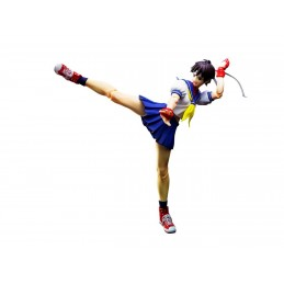 STREET FIGHTER SAKURA KASUGANO S.H. FIGUARTS ACTION FIGURE
