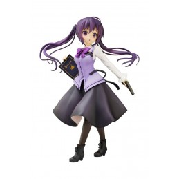 IS THE ORDER A RABBIT PVC STATUE 1/7 RIZE CAFE STYLE 23 CM PLUM