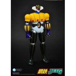 KOTETSU JEEG ROBOT VINYL 22CM ACTION FIGURE HIGH DREAM