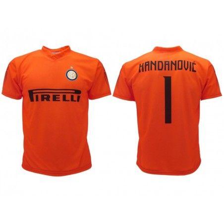 MAGLIA CALCIO UFFICIALE FC INTERNAZIONALE HANDANOVIC