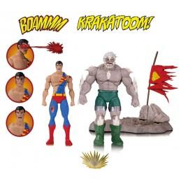 DC COMICS ICONS - SUPERMAN VS DOOMSDAY ACTION FIGURE