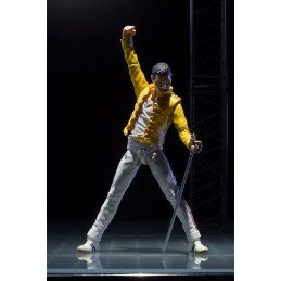 FREDDIE MERCURY ACTION FIGURE S.H. FIGUARTS