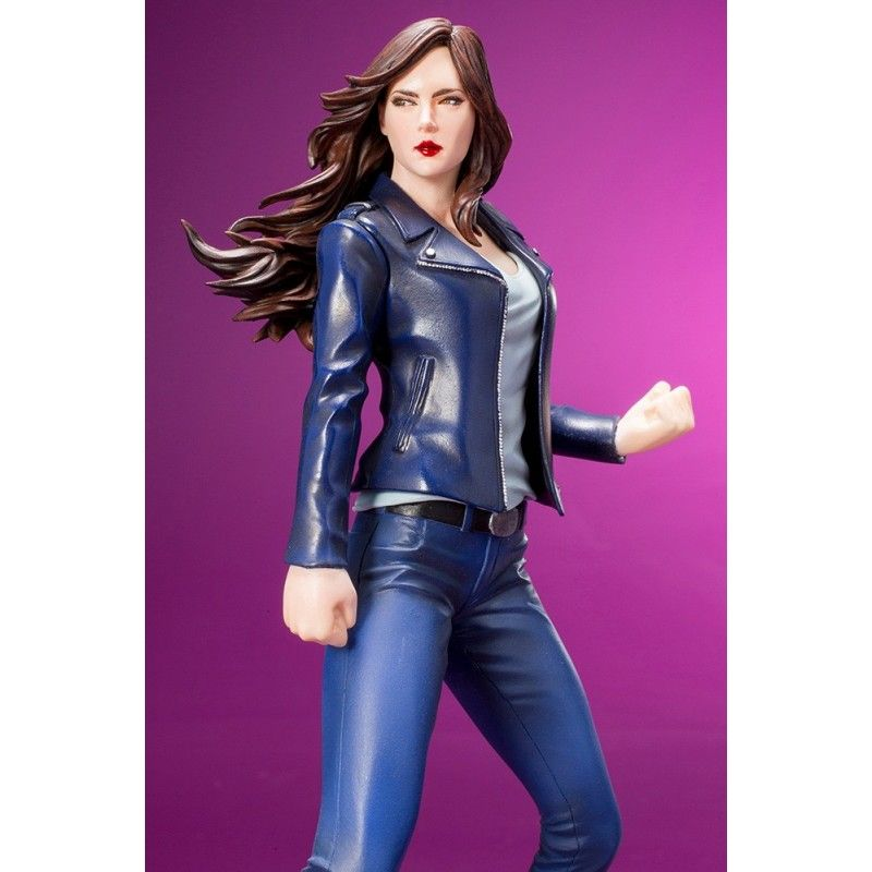 THE DEFENDERS SERIES JESSICA JONES ARTFX+ STATUE 18 CM FIGURE KOTOBUKIYA