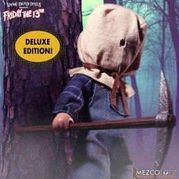 LIVING DEAD DOLLS FRIDAY THE 13TH P.II JASON VOORHEES ACTION FIGURE