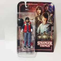 STRANGER THINGS - WILL ACTION FIGURE MCFARLANE