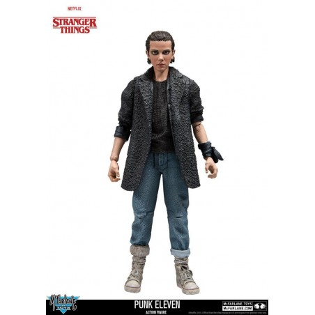 STRANGER THINGS - PUNK ELEVEN ACTION FIGURE