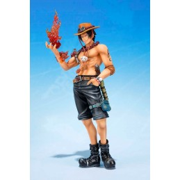 ONE PIECE ZERO PORTUGASE D ACE 5TH ANNIVERSARY FIGUARTS ZERO ACTION FIGURE