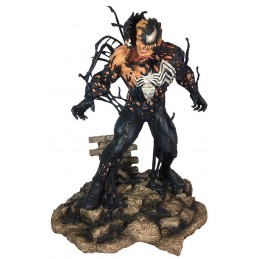 DIAMOND SELECT MARVEL GALLERY - VENOM COMICS 25CM STATUE FIGURE