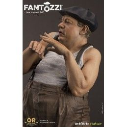 UGO FANTOZZI STATUE FIGURE PAOLO VILLAGGIO 25 CM
