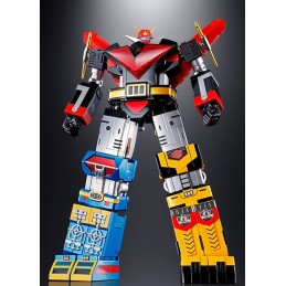 SOUL OF CHOGOKIN GX-60 GOD SIGMA RENEWAL ACTION FIGURE