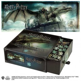 HARRY POTTER GRINGOTTS BANK ESCAPE 1000 PIECES PEZZI JIGSAW PUZZLE 85X32CM
