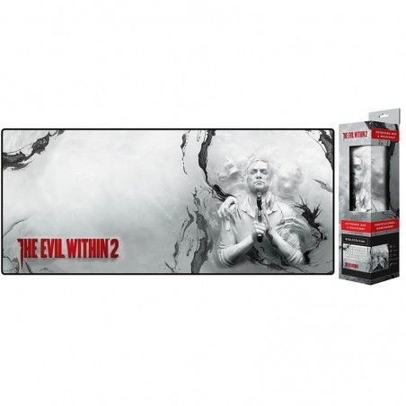 THE EVIL WITHIN OVERSIZE MOUSEPAD