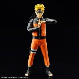 NARUTO - FIGURE RISE NARUTO UZUMAKI MODEL KIT ACTION FIGURE BANDAI