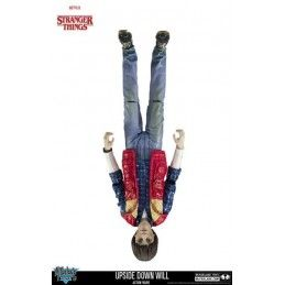MC FARLANE STRANGER THINGS - UPSIDE DOWN WILL ACTION FIGURE