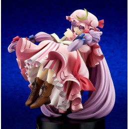 TOUHOU PROJECT THE UNMOVING GREAT LIBRARY STATUE 1/8 PATCHOULI 12 CM FIGURE