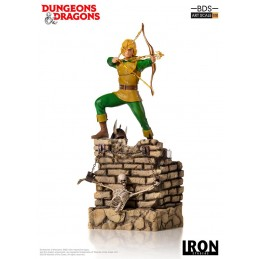 DUNGEONS AND DRAGONS HANK THE RANGER BDS ART SCALE 1/10 STATUE FIGURE