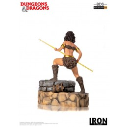 DUNGEONS AND DRAGONS DIANA THE ACROBAT BDS ART SCALE 1/10 STATUE FIGURE