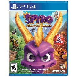 SPYRO REIGNITED TRILOGY PS4 NUOVO ITALIANO
