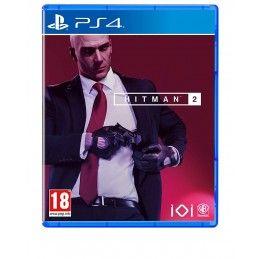 HITMAN 2 PS4 NUOVO ITALIANO