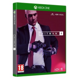 HITMAN 2 XBOX ONE NUOVO ITALIANO