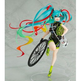 HATSUNE MIKU GT PROJECT STATUE 1/7 RACING MIKU 2016 TEAMUKYO 23 CM FIGURE MAX FACTORY